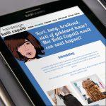 Belli Capelli - Website